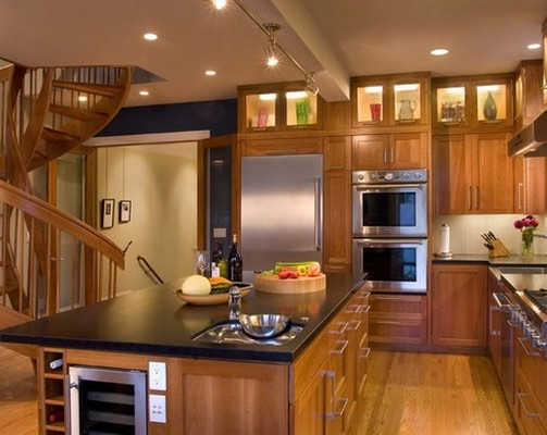 Custom Kitchen Cabinet Design Beverly Hills